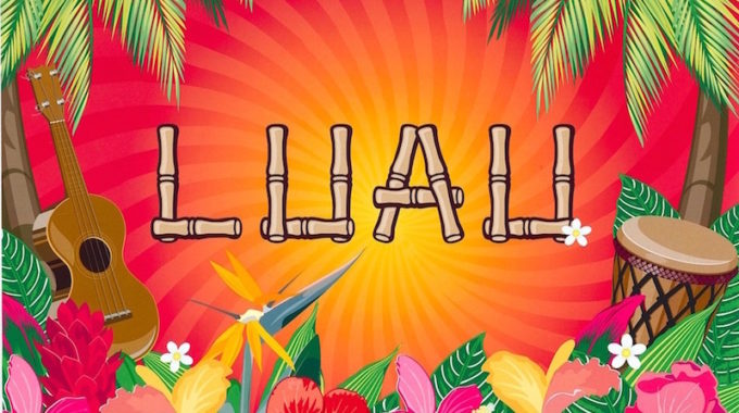 Theme Party: Lindy Luau