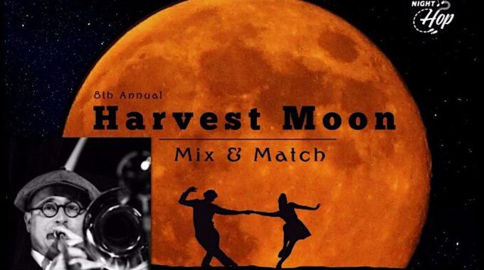 Clint Baker's Golden Gate Swing Band & Harvest Moon Mix & Match Finals