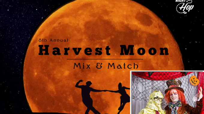 Harvest Moon Mix & Match 3nd Prelim And Halloween!